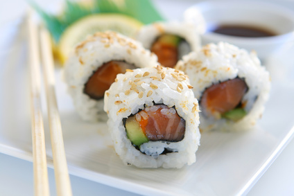 Sushi - Spicy Tuna Roll