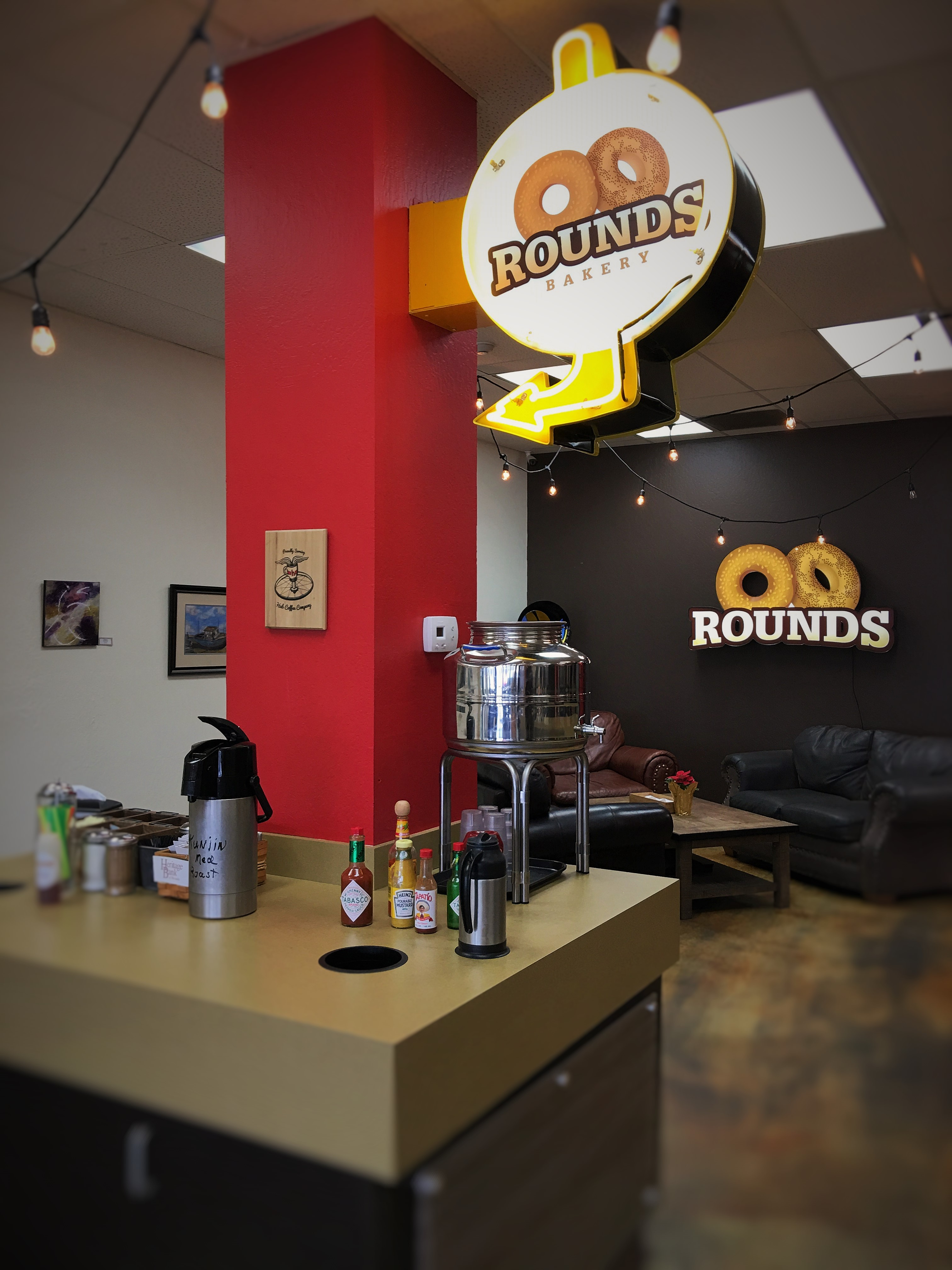 Rounds Bakery
