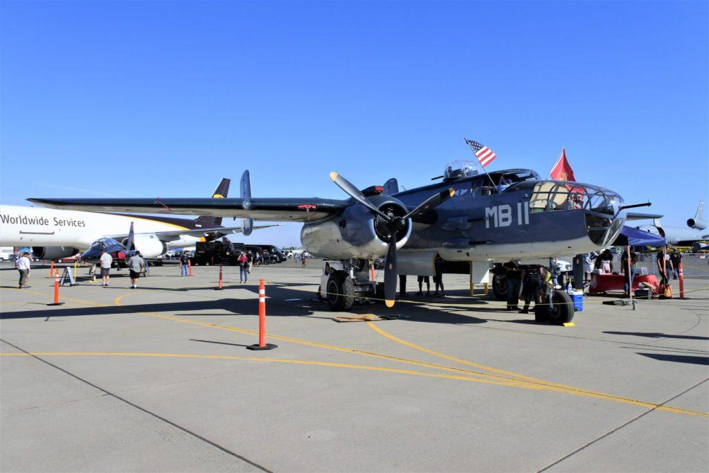 B-25 (PBJ-1J) Mitchel