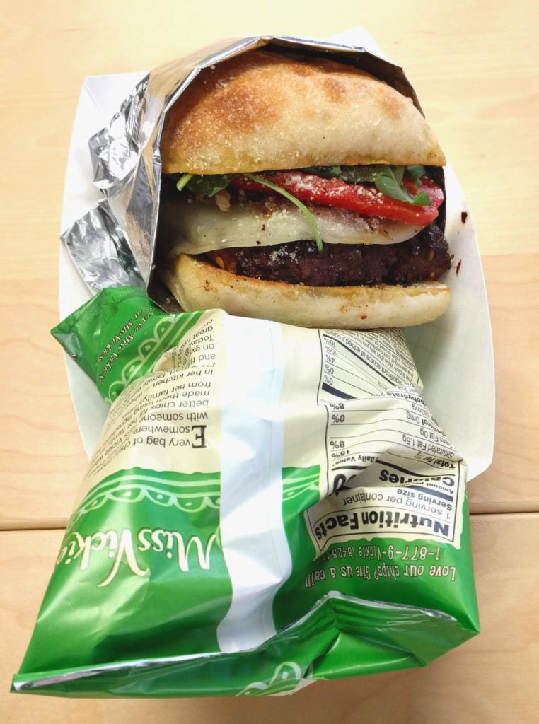Ray Michelle's - Italian Burger